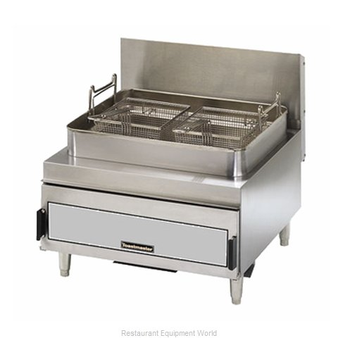 Toastmaster TMFG30-LP Fryer Counter Unit Gas Full Pot