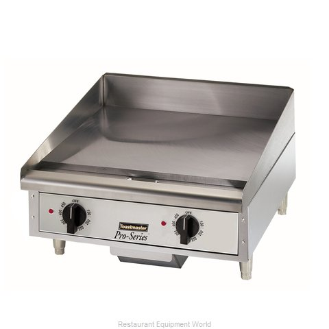 Toastmaster TMGE24 Griddle, Electric, Countertop