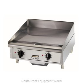 Toastmaster TMGT24 Griddle Counter Unit Gas