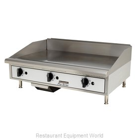 Toastmaster TMGT36 Griddle Counter Unit Gas