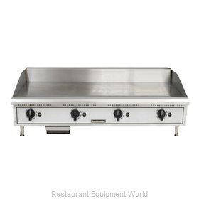 Toastmaster TMGT48 Griddle Counter Unit Gas
