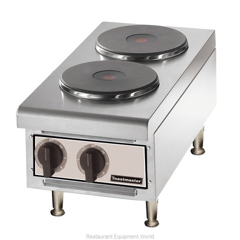 Toastmaster TMHPE Hotplate Counter Unit Electric