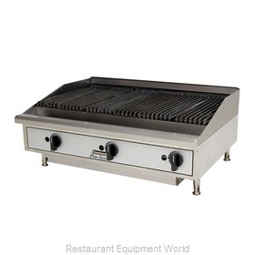 Toastmaster TMLC36 Charbroiler Gas Counter Model