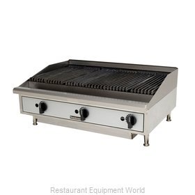 Toastmaster TMRC36 Charbroiler Gas Counter Model