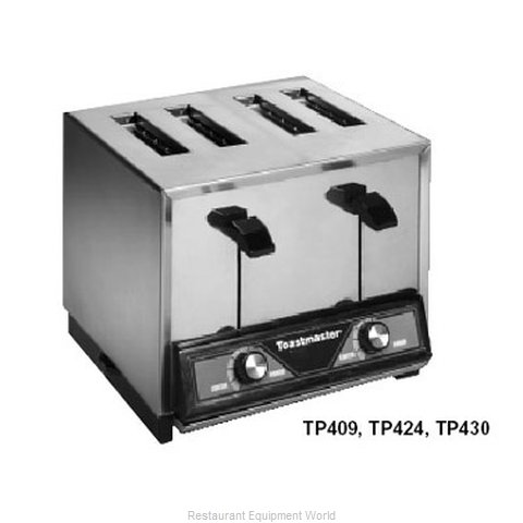 Toastmaster TP4C09 Toaster Pop-Up