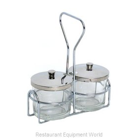 Town 19825/DZ Salad Dressing Rack Server