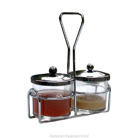 Town 19826/DZ Condiment Caddy, Rack Set (Magnified)