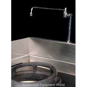 Town 228000PSF Wok Faucet
