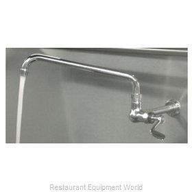 Town 229003-6 Faucet, Wok / Range Filler