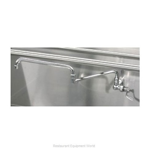 Town 229007-6 Faucet, Wok / Range Filler