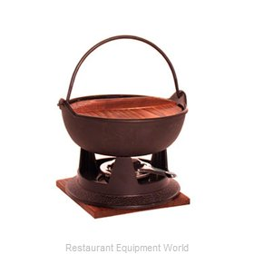 Town 25300 Cast Iron Pot