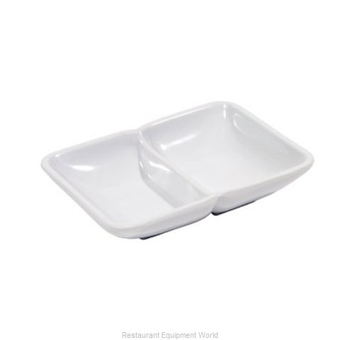 Town 31262 Sauce Dish, Plastic (Magnified)