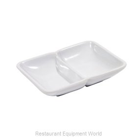 Town 31262 Two Compartment Sauce Dish