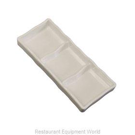 Town 31283/DZ Plate/Platter, Compartment, Plastic