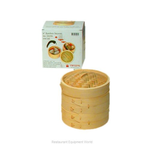 Town 34206/CS Bamboo Steamer Set (Magnified)