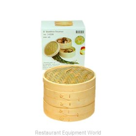 Town 34208C/CS Bamboo Steamer Cover