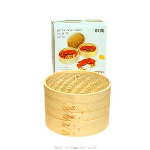 Town 34210/CS Bamboo Steamer Set (Magnified)
