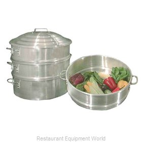 Town 34422-S Steamer Basket / Boiler Set