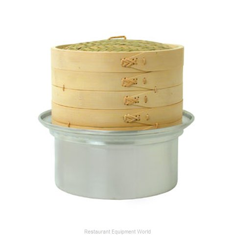 Town 34642/DZ Bamboo Steamer Pan (Magnified)