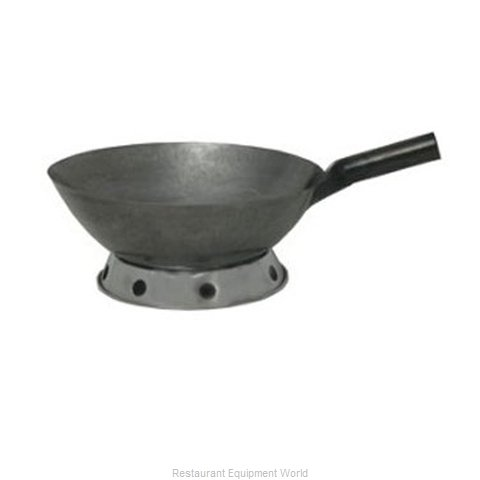 Town 34734 Hand Hammered Peking Wok (Magnified)