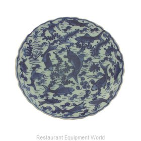 Town 707 China Plate
