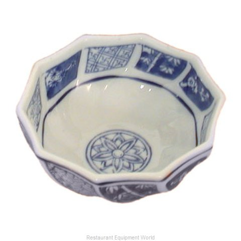 Town 725 China Bowl (Magnified)