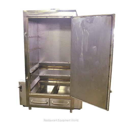 Town PR-36-R-SS Chinese Pork Roaster/Smoker (Magnified)