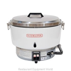 Town RM-55P-R 55 Cup Automatice Liquid Propane Gas Rice Cooker
