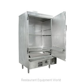 Town SM-24-L-STD-P Chinese Smoker