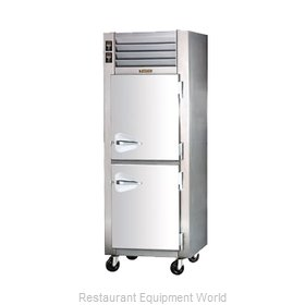 Traulsen ADH132W-HHS Refrigerated/Heated Cabinet, Dual Temp