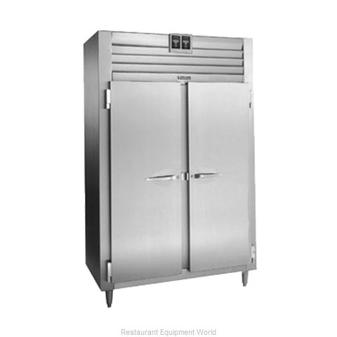 Traulsen ADH232W-FHS Refrigerated Heated Cabinet Dual Temp