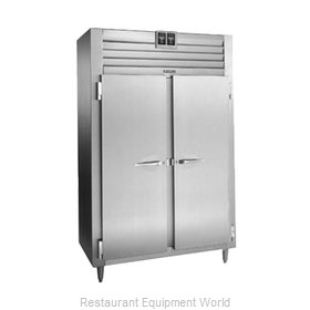 Traulsen ADH232W-FHS Refrigerated/Heated Cabinet, Dual Temp