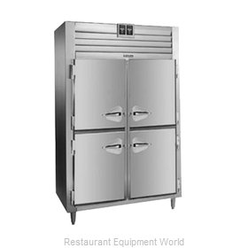 Traulsen ADH232WUT-HHS Refrigerated/Heated Cabinet, Dual Temp