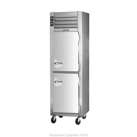 Traulsen ADT132DUT-HHS Reach-In Dual Temp Cabinet self-contained
