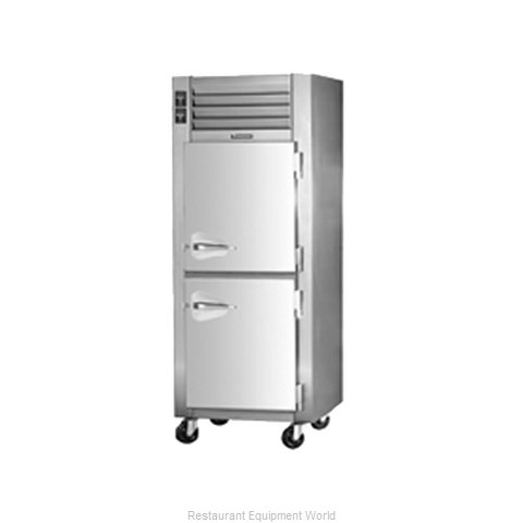 Traulsen ADT132EUT-HHS Reach-In Dual Temp Cabinet self-contained