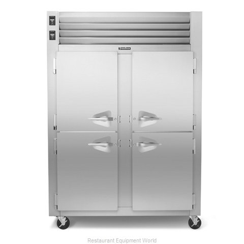 Traulsen ADT232D-HHS Refrigerator Freezer, Reach-In (Magnified)