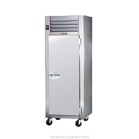 Traulsen AHF132WP-FHG Heated Cabinet, Pass-Thru