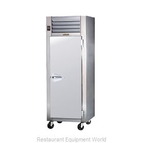 Traulsen AHF132WP-FHS Heated Cabinet, Pass-Thru