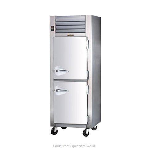 Traulsen AHF132WP-HHG Heated Cabinet, Pass-Thru