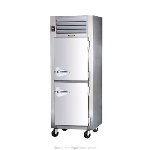 Traulsen AHF132WP-HHS Heated Cabinet, Pass-Thru