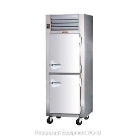 Traulsen AHF132WP-HHS Heated Cabinet, Pass-Thru
