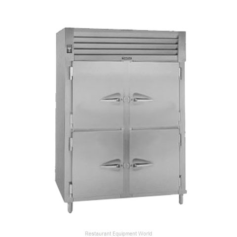 Traulsen AHF232W-HHS Reach-In Heated Cabinet 2 section