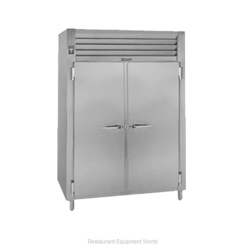 Traulsen AHF232WP-FHS Pass-Thru Heated Cabinet 2 section