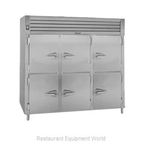 Traulsen AHF332W-HHS Heated Cabinet, Reach-In