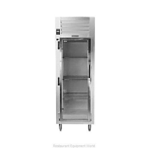 Traulsen AHT132D-FHG Reach-in Display Refrigerator 1 section