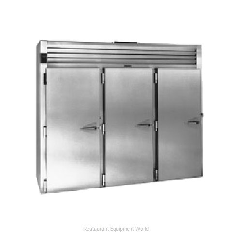 Traulsen ARI332LUT-FHS Roll-in Refrigerator 3 sections