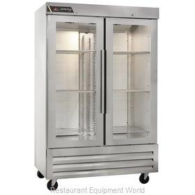 Traulsen CLBM-49R-HG-RR Refrigerator, Reach-In
