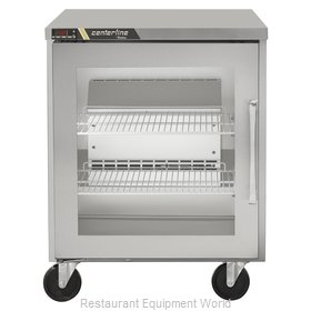 Traulsen CLUC-27R-GD-R Refrigerator, Undercounter, Reach-In