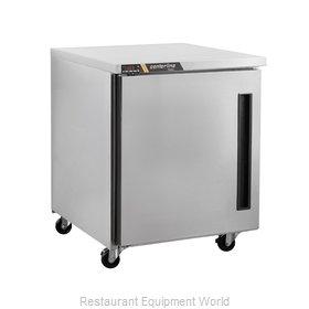 Traulsen CLUC-27R-SD-R Refrigerator, Undercounter, Reach-In