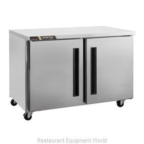 Traulsen CLUC-60F-SD-RR Freezer, Undercounter, Reach-In